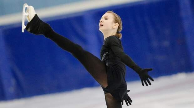 Ученица Тутберидзе Усачева в новом сезоне будет выступать под песню «Однажды я улечу»: видео