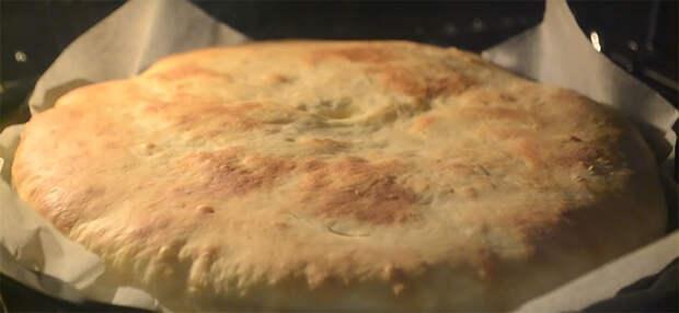 Осетинские пироги: превращаем муку, сыр и картошку во вкусноту