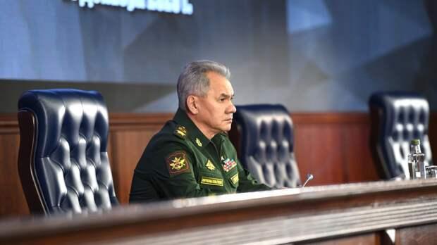 Шойгу: Спецназ МО РФ проведет экспедиции в горном Алтае и Кемеровской области