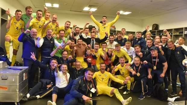 Сборная Украины потерпела поражение в первом матче на Евро-2020