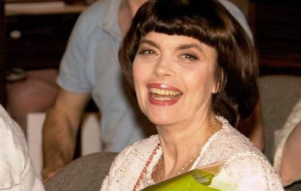 75-летняя Мирей Матье призналась в любви к России