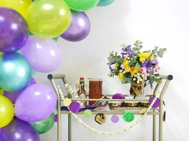 Как сделать декор для домашней вечеринки своими руками? 5 мастер-классов