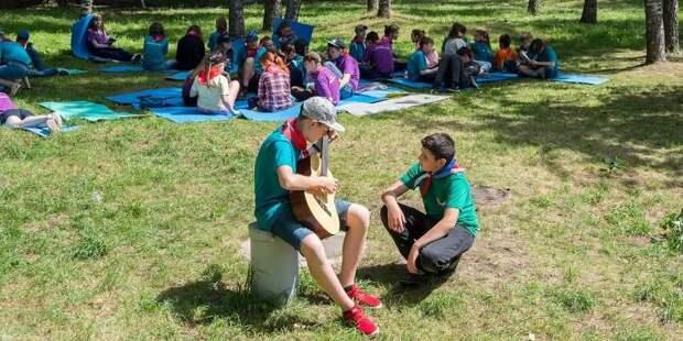 Столичных детей пригласили на занятия проекта «Мастерские полезных каникул»