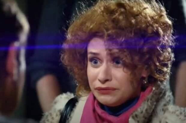 Актрису из сериала «Глухарь» задержали по подозрению в краже - СМИ