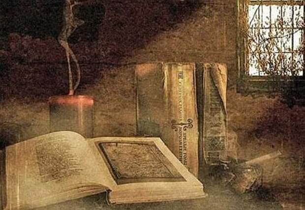 Книга пророчеств Иоганна из Иерусалима наделяет её обладателя неограниченной властью