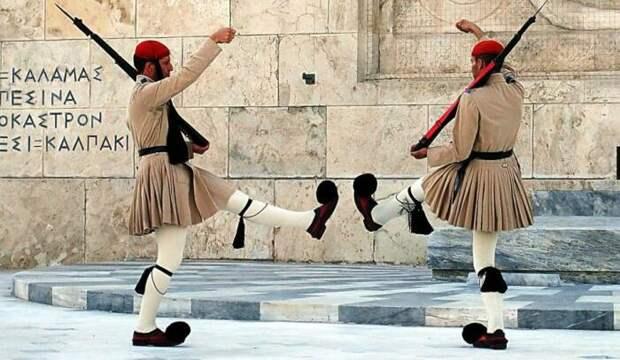 Фустанелла, Греция. \ Фото: goodhouse.com.ua.