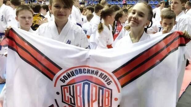 Новые победы ростовских каратистов