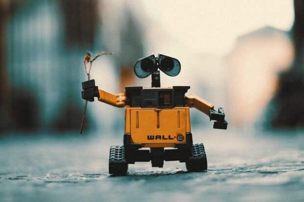Робот. Фото: pixabay.com