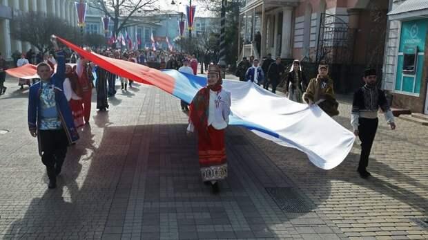 Аксенов рассказал, что делается для реабилитированных народов в Крыму