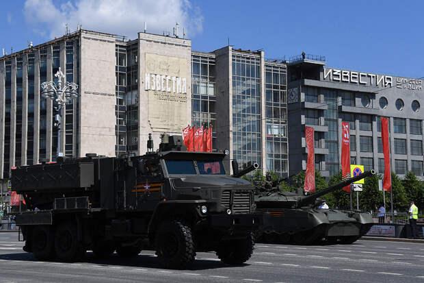 Российская армия планирует получить ТОС-2 в 2021 году
