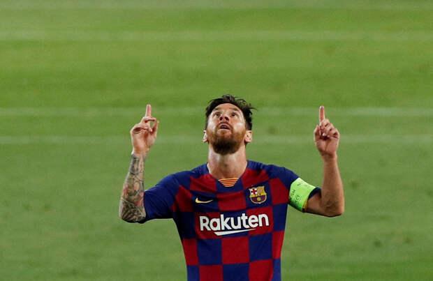 «Величайшее предательство в истории футбола». Из Испании - о Месси: он бежит с тонущего корабля