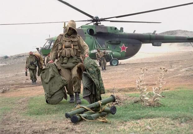 Интервью генерала Шаманова. Бои под Ботлихом 1999