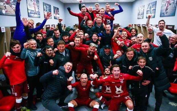 «Мы и чемпионство хотим выиграть!» Гендиректор «Рубина» — о целях команды
