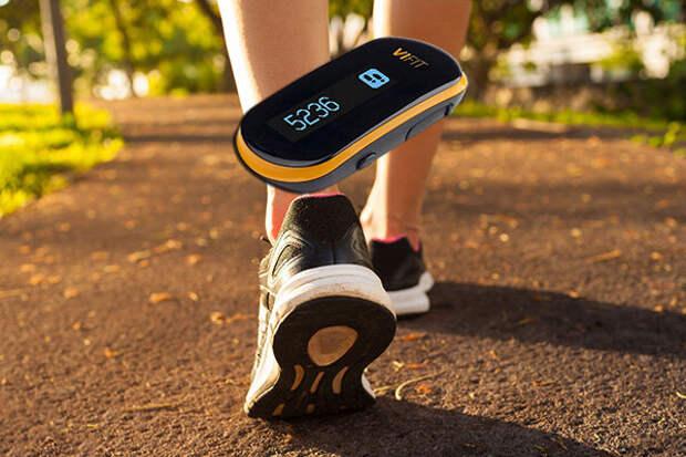 Сколько нужно ходить, чтобы сбросить вес?