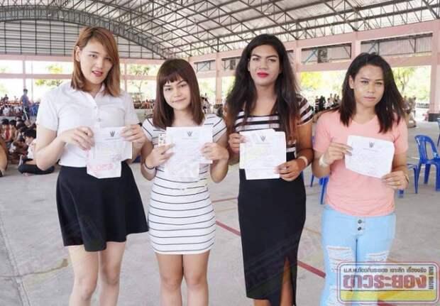 5 интересных фактов об армейской лотерее в Таиланде