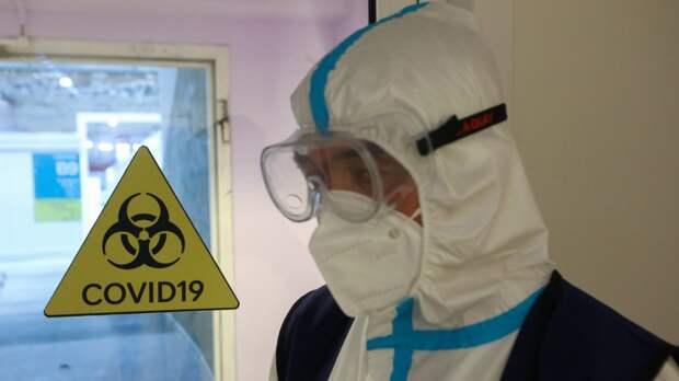 Число заболевших COVID-19 увеличилось на 721 тысячу за сутки в мире
