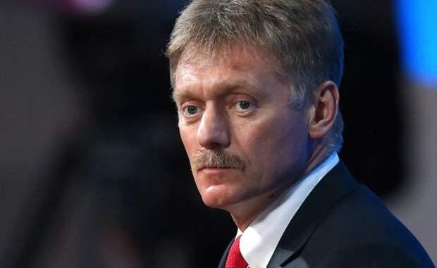 В Кремле назвали текущую ситуацию в стране «авральным временем»