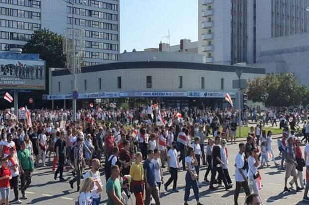 США не намерены контролировать белорусскую оппозицию – Госдеп