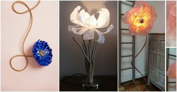 Светильники из бумаги — стильное совершенство при минимуме затрат