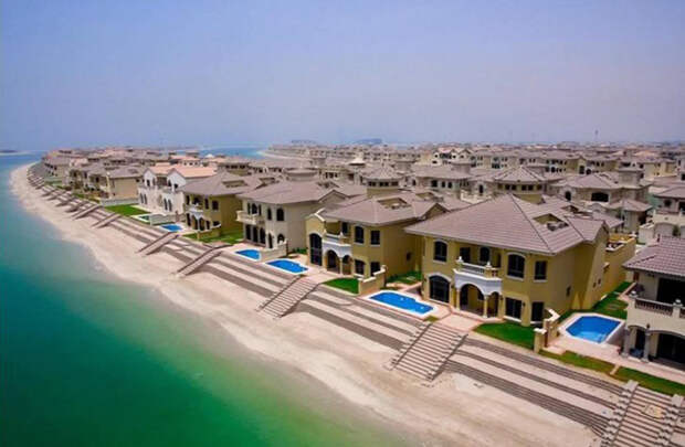 50 захватывающих фото-фактов о Дубае