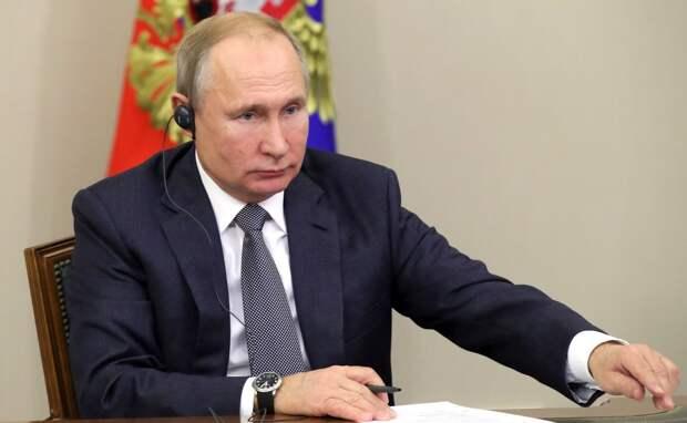 Путин проведёт совещание по развитию Крыма и Севастополя