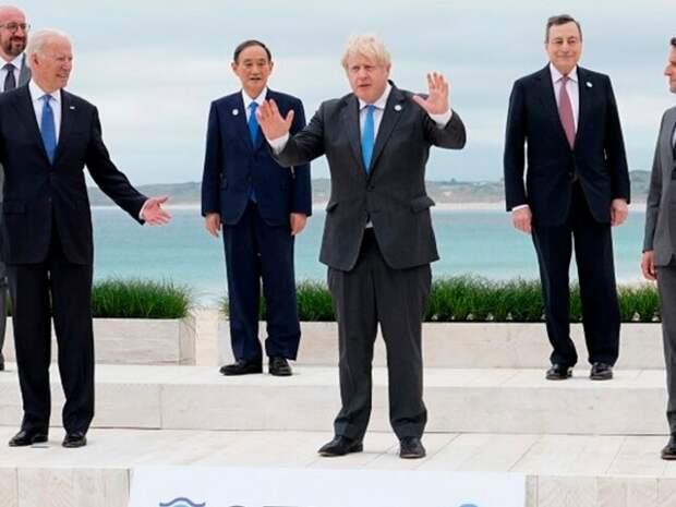 В G7 высказались за стабильные отношения с Москвой