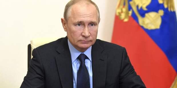 Путин провел совещание с членами Совбеза