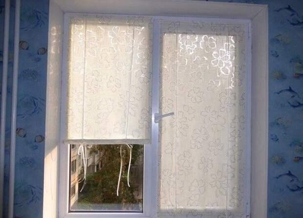Уют+практичность=шторы на липучках