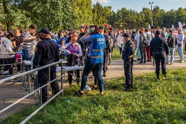 Протестные выходные: главные итоги митингов в Белоруссии