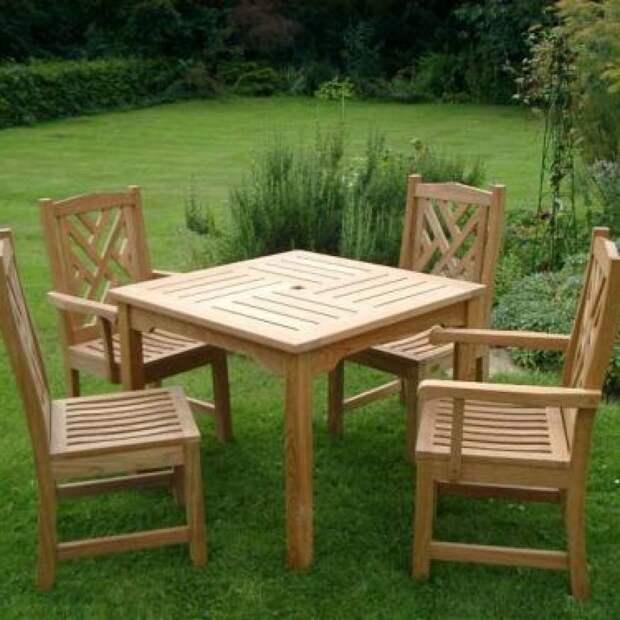 4 способа создать уютное место в саду