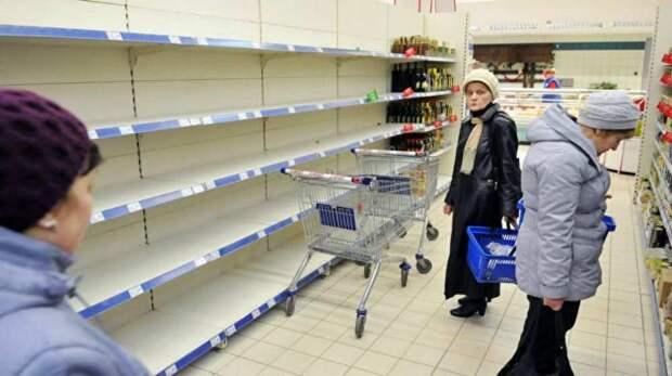 Без помощи России на Украине наступит посткоронавирусный голод – Соловьев