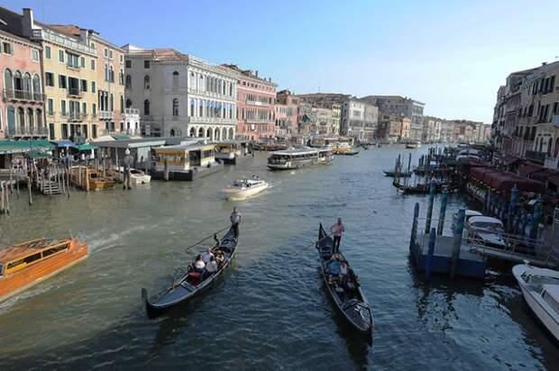 В Венеции вводят туристический налог