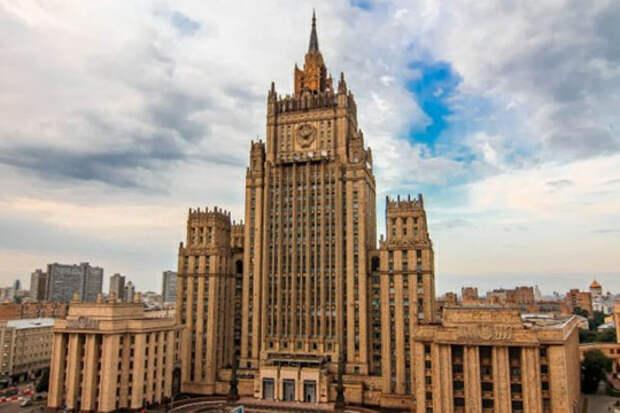 МИД РФ ответил на обвинения Запада из-за ситуации с Навальным