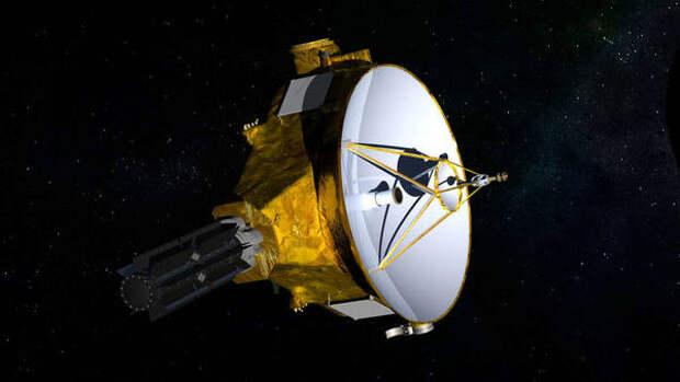 В миссии New Horizons НАСА наступает новый, важный этап