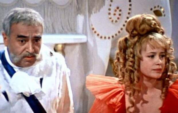Кадр из фильма *Старая, старая сказка*, 1968 | Фото: kino-teatr.ru