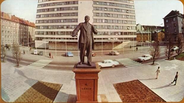 Эстония живет благодаря «советской оккупации»