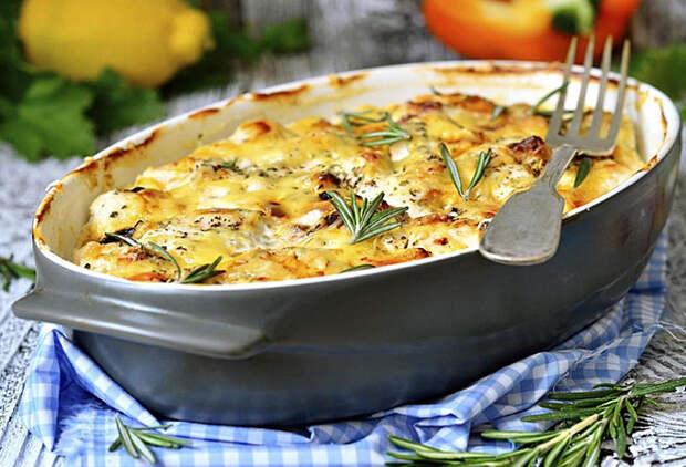 Картофельная запеканка с мясом: вкуснейшее блюдо на несколько дней