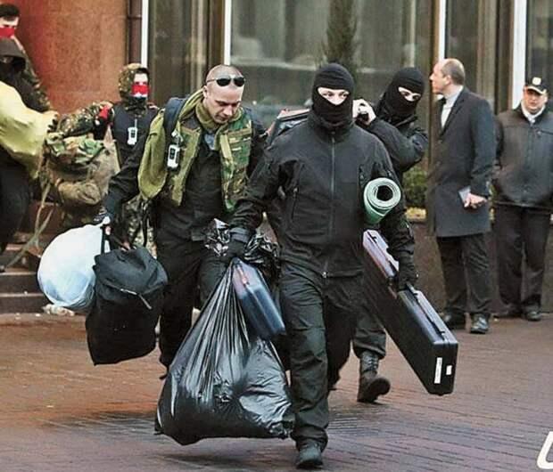 Грузинские снайперы дали показания о майдане в Генпрокуратуре Беларуси