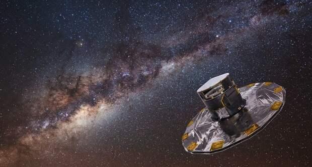 Применение инфракрасных наблюдений позволило уточнить расстояние до 150 миллионов звезд, открытых «Gaia»