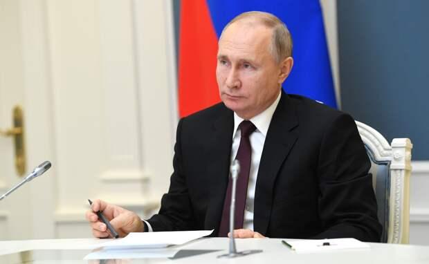 Владимир Путин отказался от встречи с представителями бизнеса в этом году