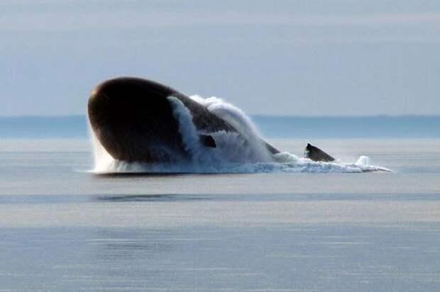National Interest: военному флоту США нужно опасаться российских атомных подлодок «Борей» с ракетами «Булава»