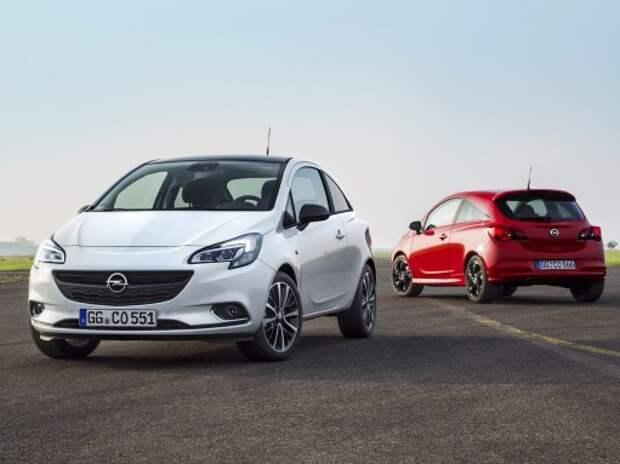 Новый Opel Corsa: пятый выход в свет