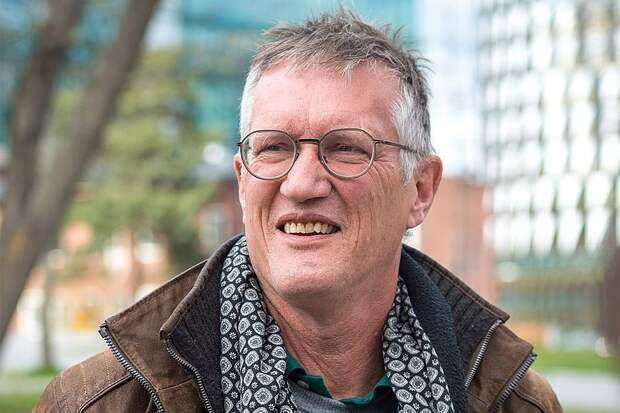 """Главный эпидемиолог Швеции и автор """"шведского ответа коронавирусу"""" Андерс Тегнелль."""