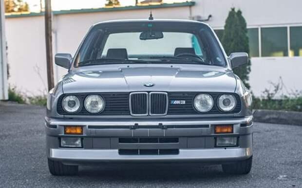 Эксперты оценили раритетный BMW M3 в миллион долларов!