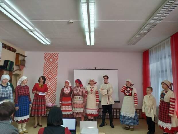 В Глазовском районе открыли «Музей обрядов»