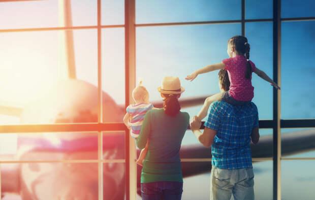 Как правильно путешествовать с детьми