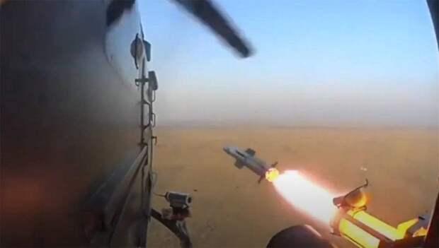 В Индии завершили испытания противотанковой ракеты за 135 тысяч долларов