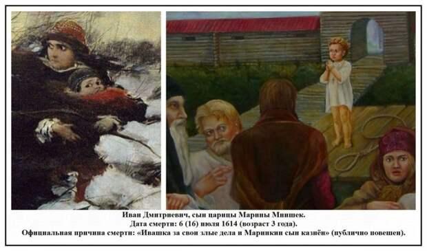 Цареубийства в России Романовых. 1614—1881