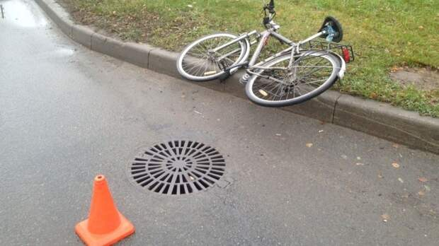 Студент СПбГУ сбил велосипедиста-восьмиклассника на Народной улице