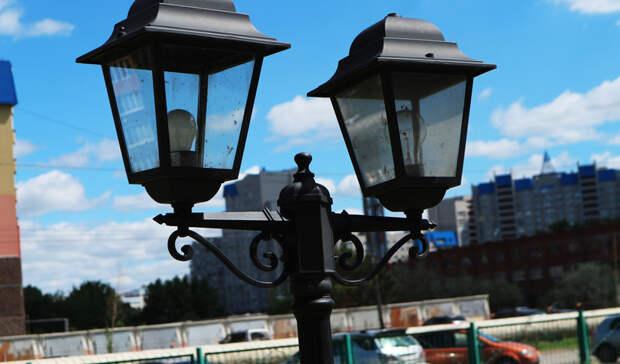 В Петрозаводске модернизируют уличное освещение за 21,5 миллионов рублей